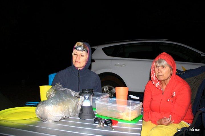 Unterwegs mit Hansi und Evi - Zelten in Margaret River