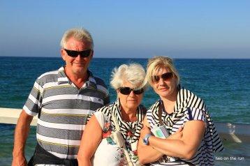 Unterwegs mit Hansi und Evi in Western Australia