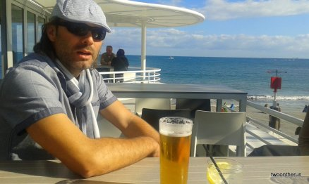 Das schöne Winterwetter genießen - Fremantle