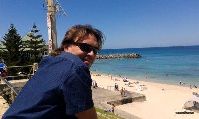 Am Beach
