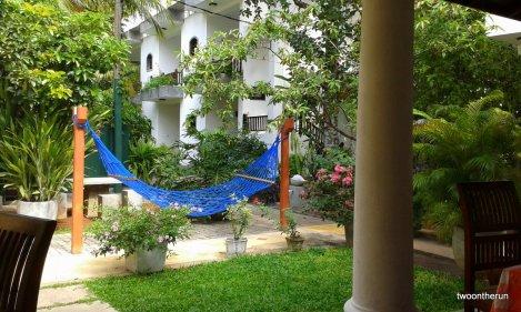 Sri Lanka - Nettes Hotel im Süden