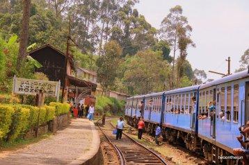 Sri Lanka - Eine Zugfahrt nach Ella