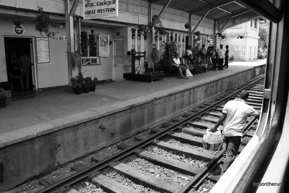 Sri Lanka - Auf dem weg nach Ella