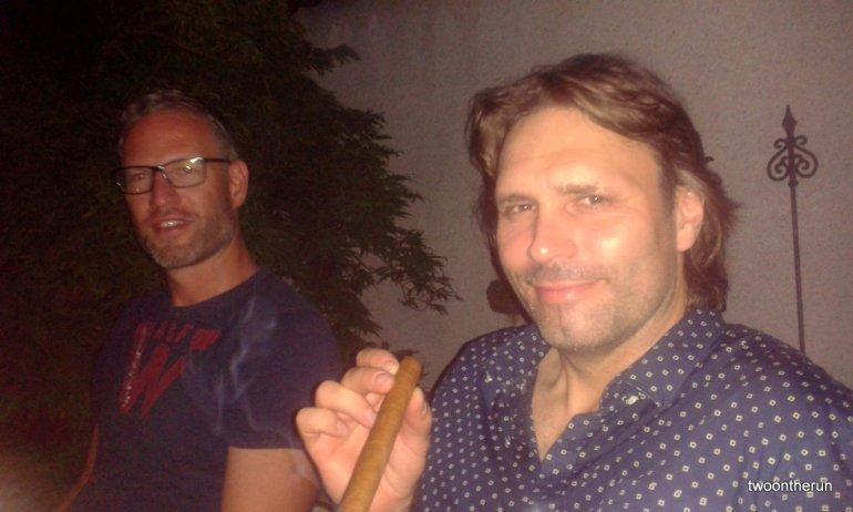 Gartenparty - Wohl bekomms Herr Kranz