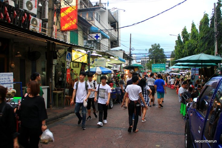 Bangkok-Khao San Road