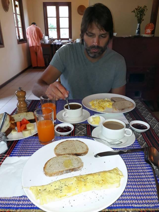 Kalaw - Guten Frühstück