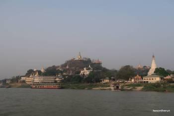 Fährfahrt nach Bagan