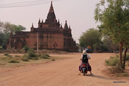 Bagan - Bitte aufsteigen!