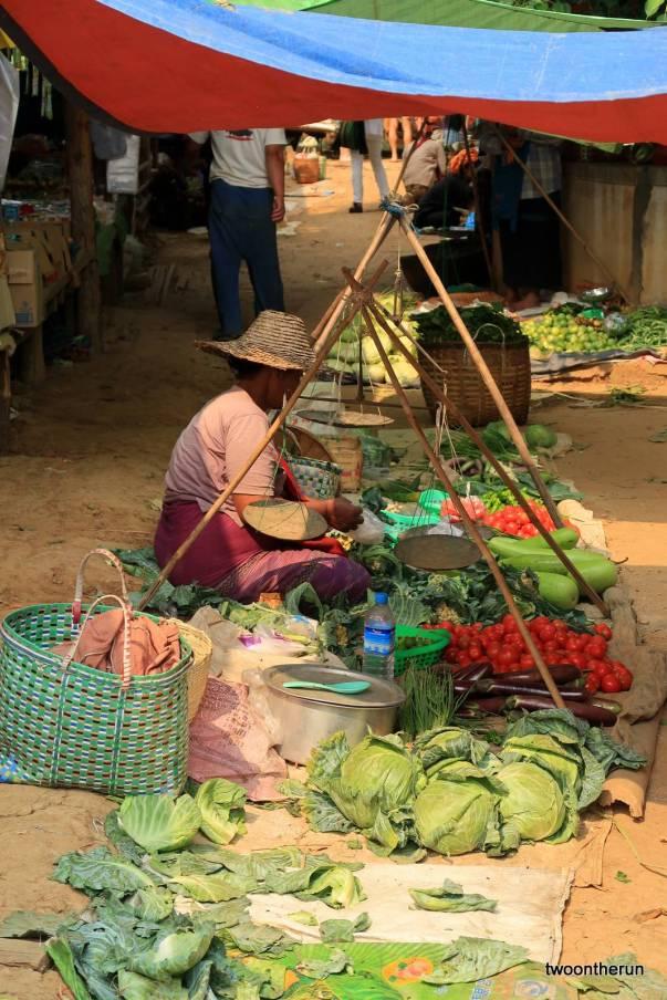 Inle Lake Markt