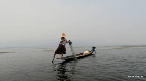 Inle Lake Fischer