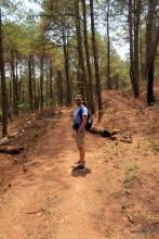 Wanderung durch die Mark Kalaw