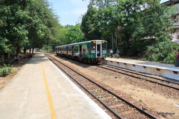 Yangon - Rundbahn