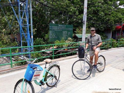 Ausflug in Prapadaeng