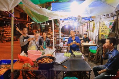 Bangkok - Unser Lieblingsstraßenrestaurant