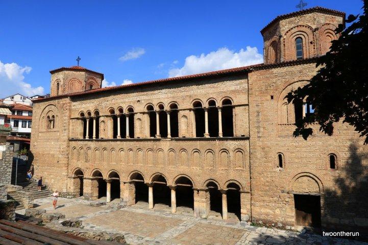 Ohrid - Kloster