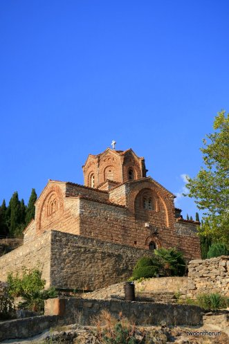 Ohrid - Kloster am See