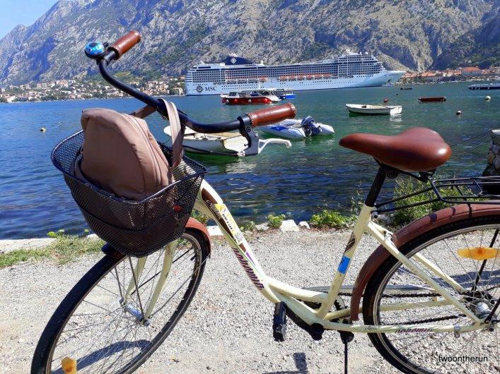 Kotor - Radtour