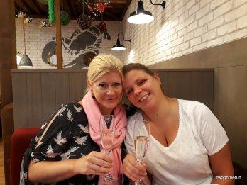 In München mit Anja
