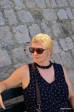 Dubrovnik - Perle auf Bank