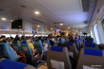 Fährfahrt nach Split