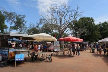Broome - Wochenendmarkt