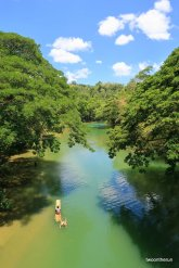 Bohol - Loboc River