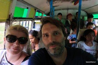 Bohol - Auf dem Weg zur Fähre