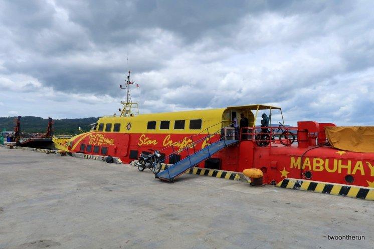 Bohol - Fähre nach Cebu