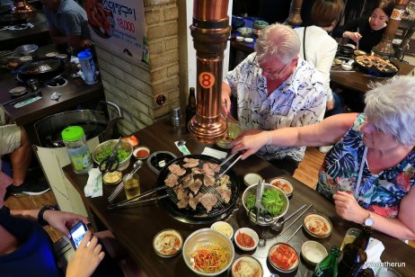Koreanisches BBQ