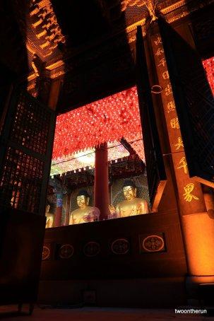 Jogyesa Tempel in Seoul
