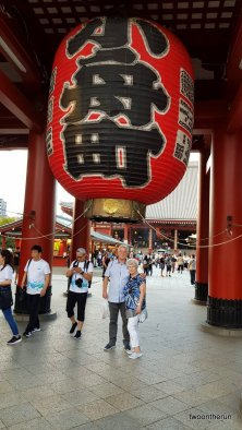 Asakusa - Sensö-ji Tempel