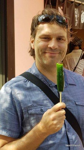 Kyoto - Zonen Detlef - Meine erste Banane