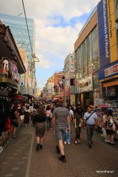 Fashion Street – Takeshita-dori