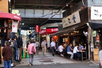 Straßenbild Tokio