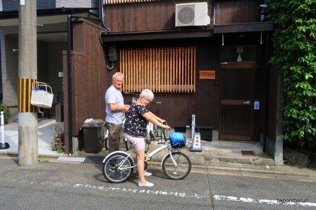 Kyoto - Unsere Unterkunft