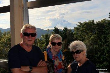 Hakone NP - Blick auf Mt. Fuji