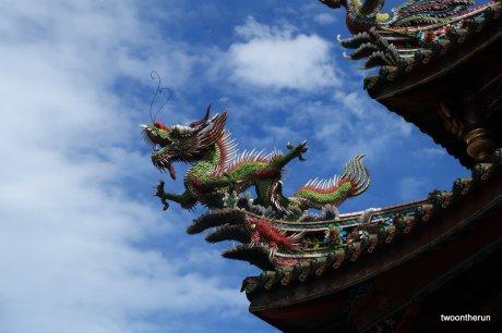 Longshan-Tempel